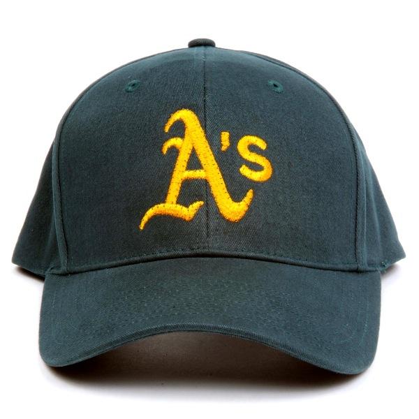 Oakland Athletics Flashing Fiber Optic Cap Magic Matt S