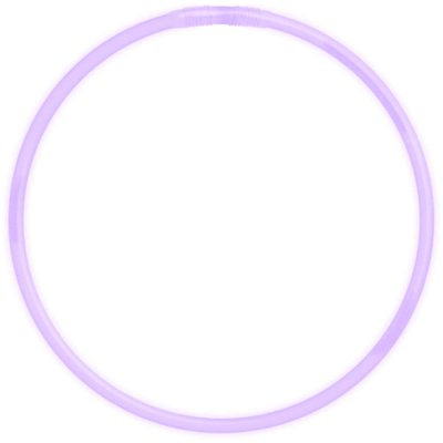 Glow Necklace Purple Tube of Fifty All Products