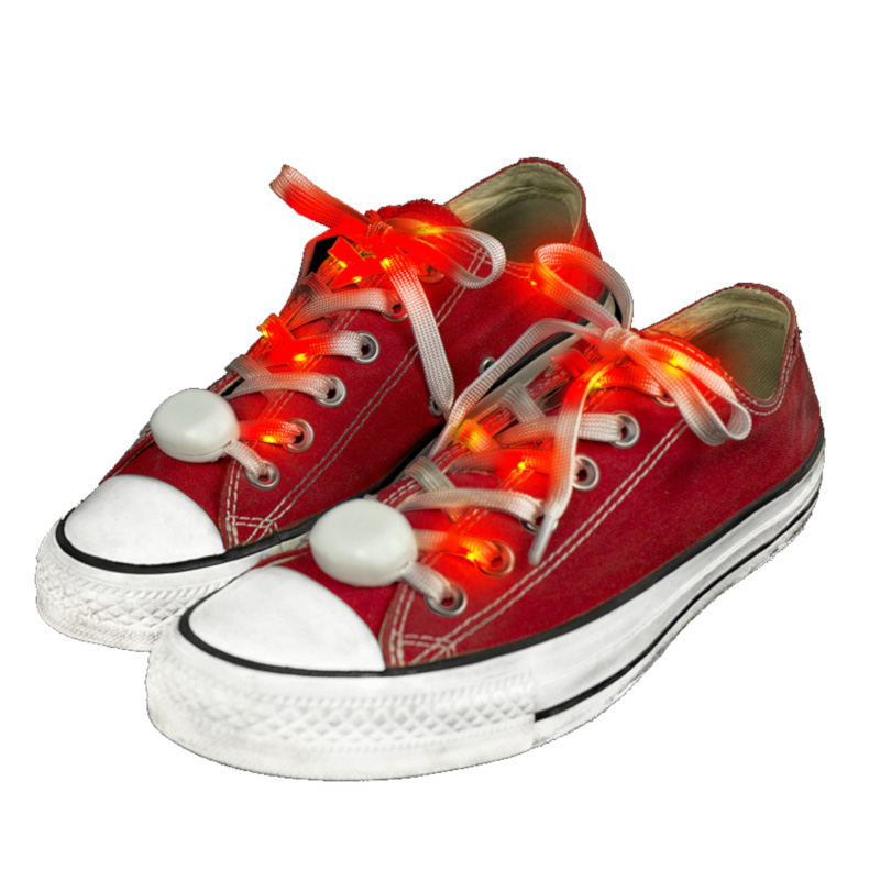 LED Shoelaces Red All Products