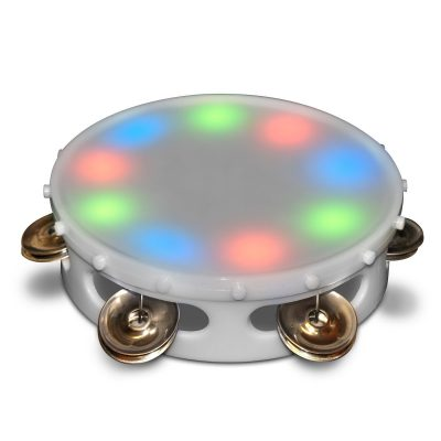 LED Multi Colored Round Tambourine All Products