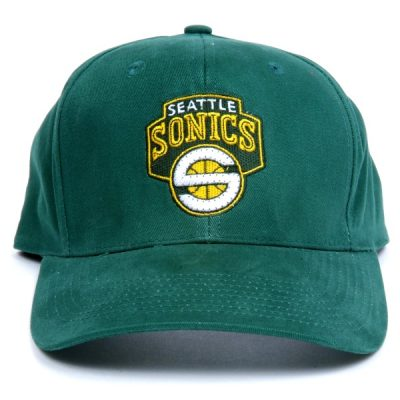 Seattle Sonics Flashing Fiber Optic Cap All Products