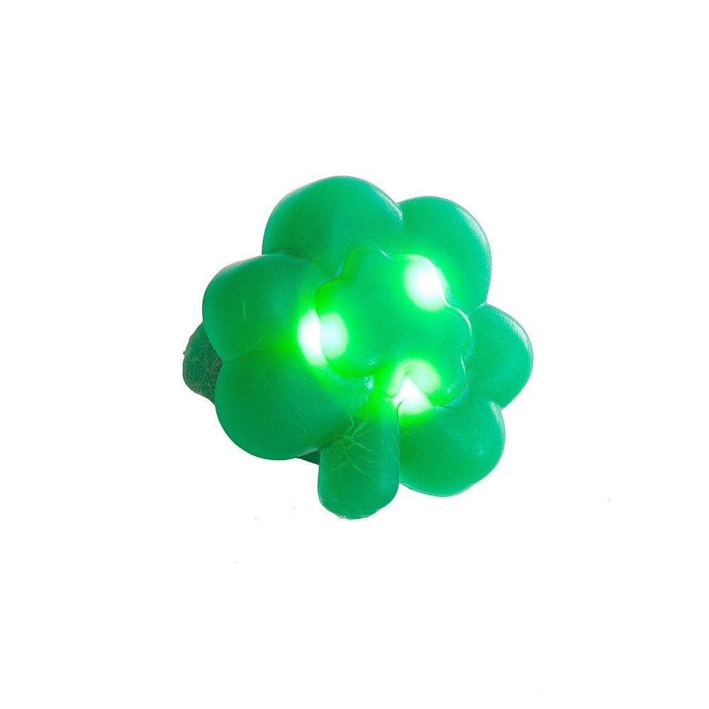 Light Up Lucky Shamrock Ring All Products