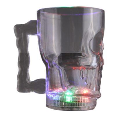 LED Skull Mug 20 Ounce All Products