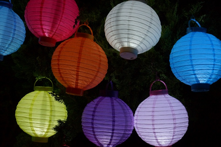 LED Paper Lantern All Products
