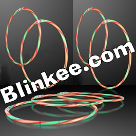 Spiral Glowstick Necklace All Products