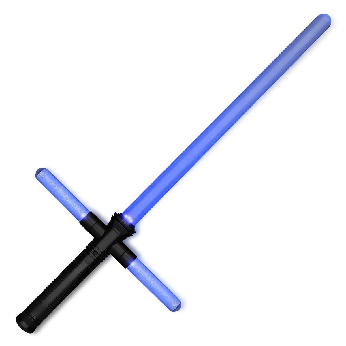 Star Wars Cross Guard Lightsaber Blue Magic Matt S