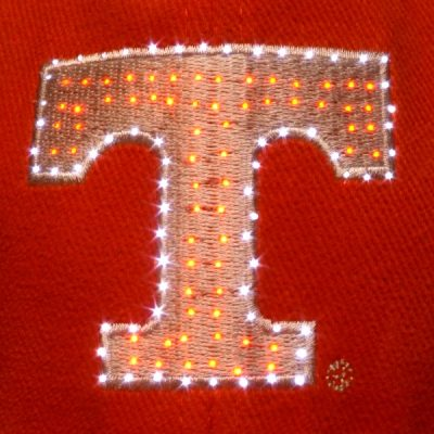 Tennessee Volunteers Flashing Fiber Optic Cap All Products