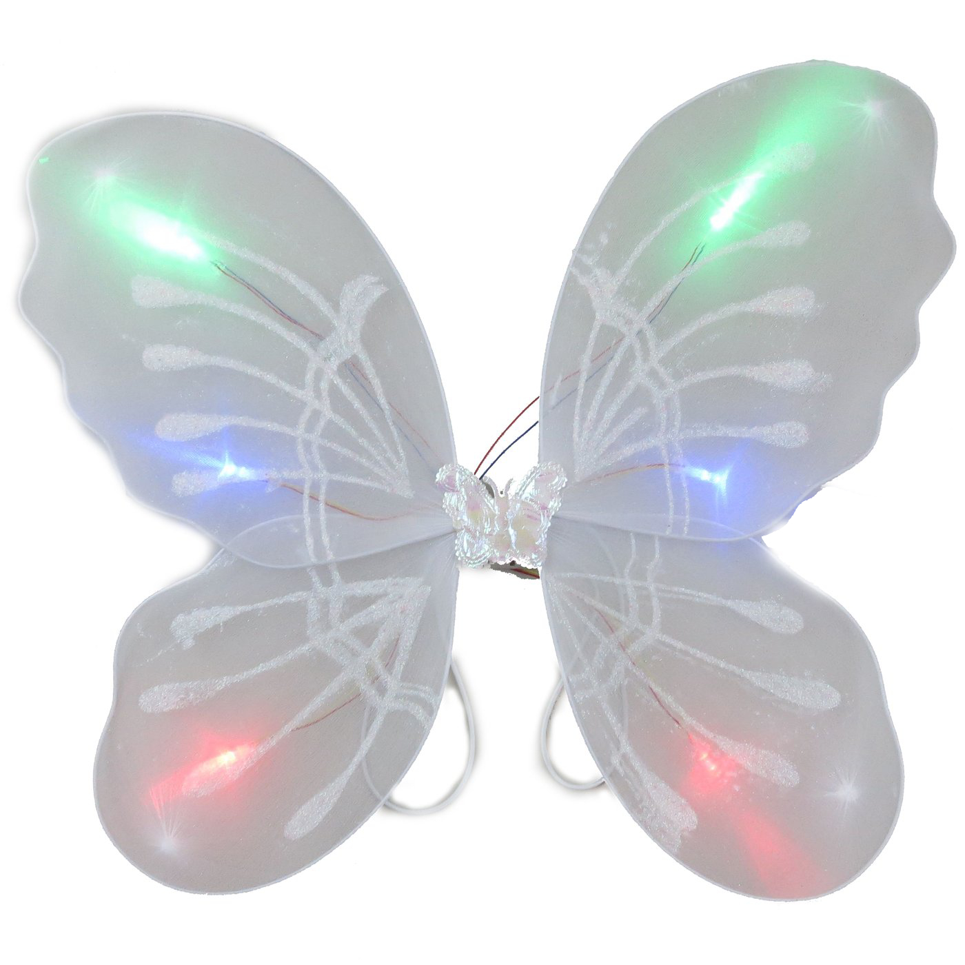 Light Up White Fairy Butterfly Wings All Products