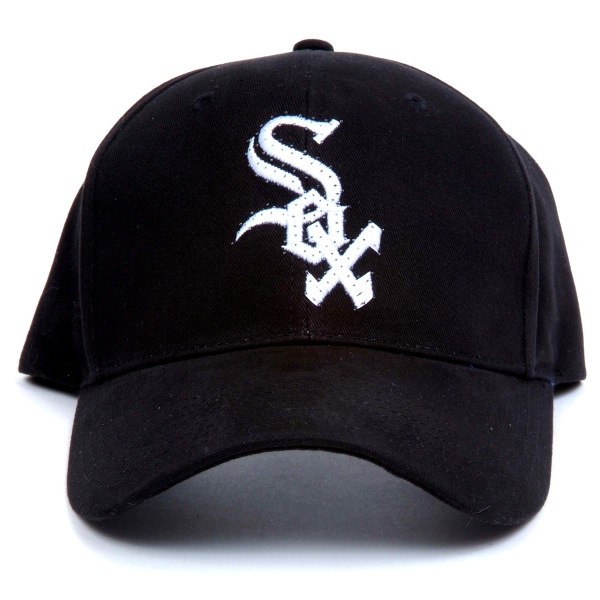 Chicago White Sox Flashing Fiber Optic Cap All Products