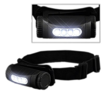 White LED Headlamp White