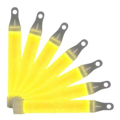 4 Inch Glow Stick Yellow 4 Inch Glow Sticks