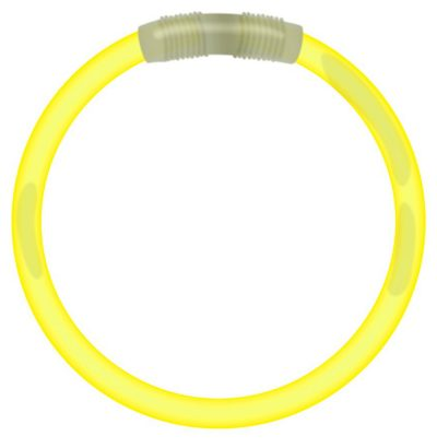 Glow Bracelet Yellow Tube of Fifty All Products