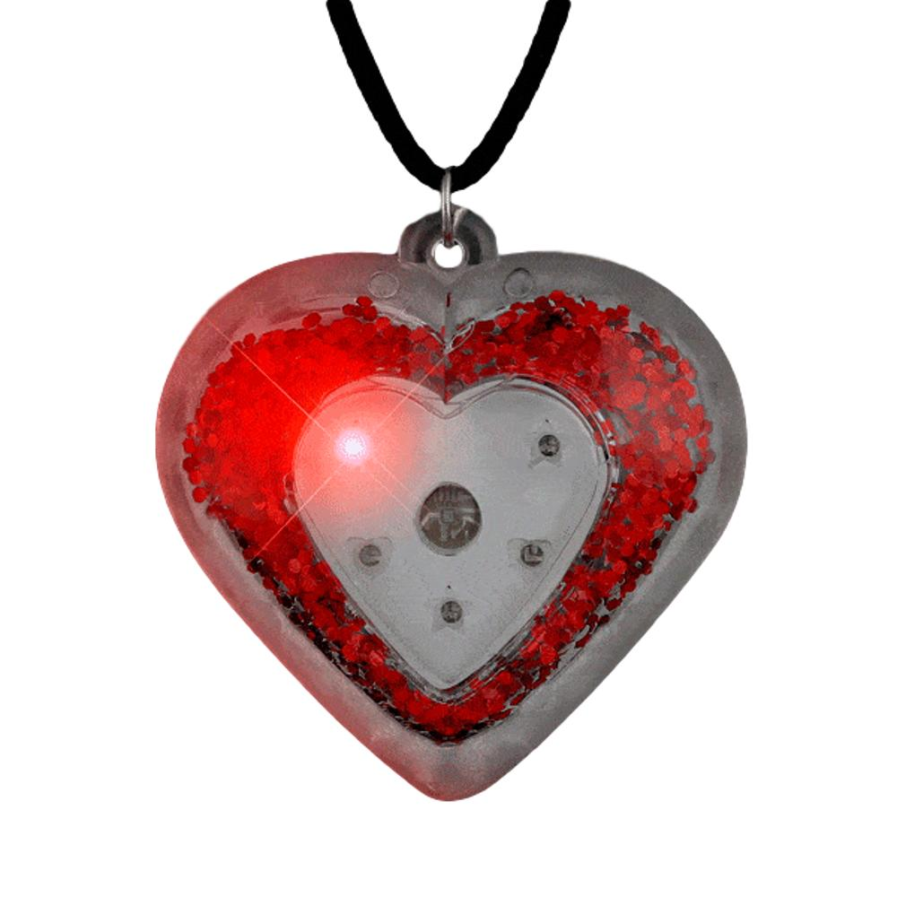 Acrylic Heart Necklace All Products