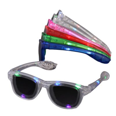 Assorted LED Nerd Glasses All Products