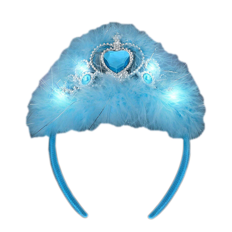 Flashing Blue Princess Tiara All Products