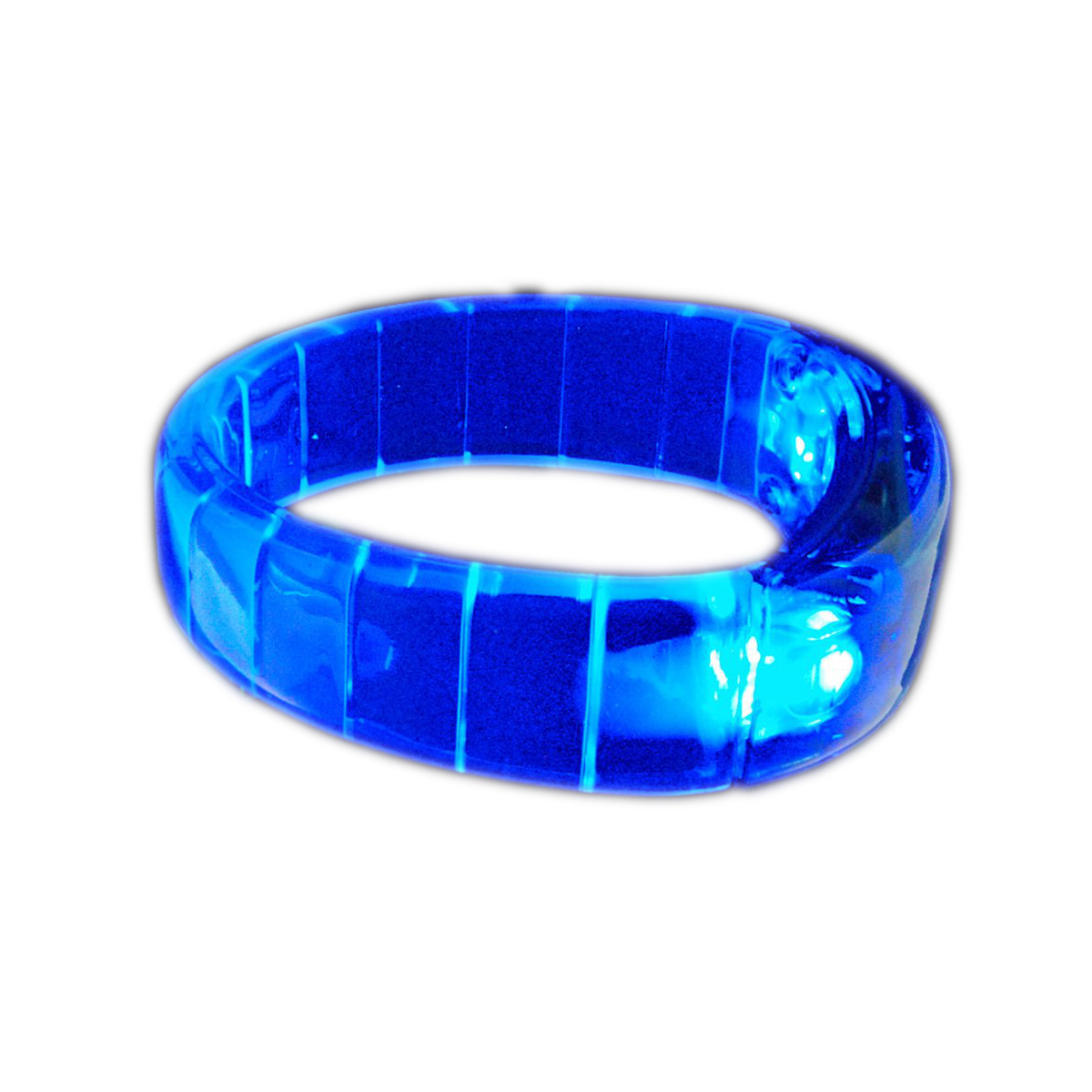 Fashion LED Bracelet Blue All Products