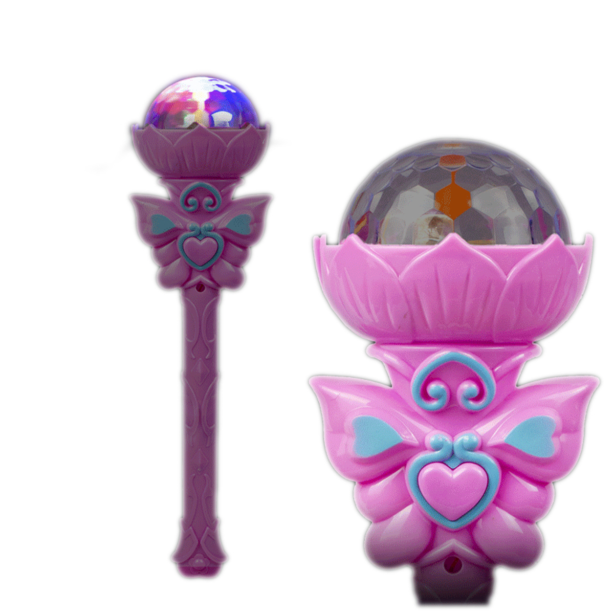 LED Spinning Fairy Land Butterfly Wand All Products