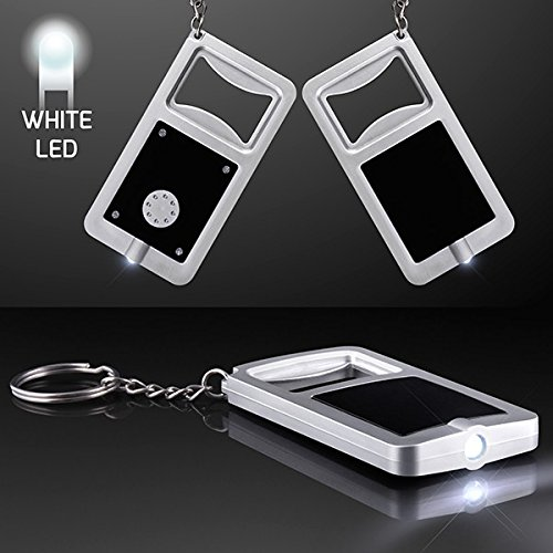 3 in 1 LED Keychain Flashlight Bottle Opener All Products
