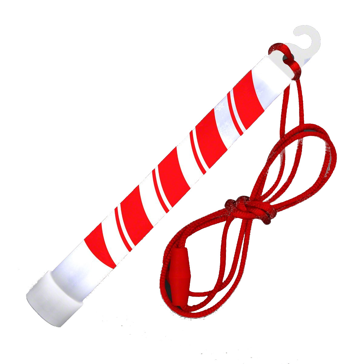 Candy Cane Glow Stick Pack of 25 6 Inch Glow Sticks