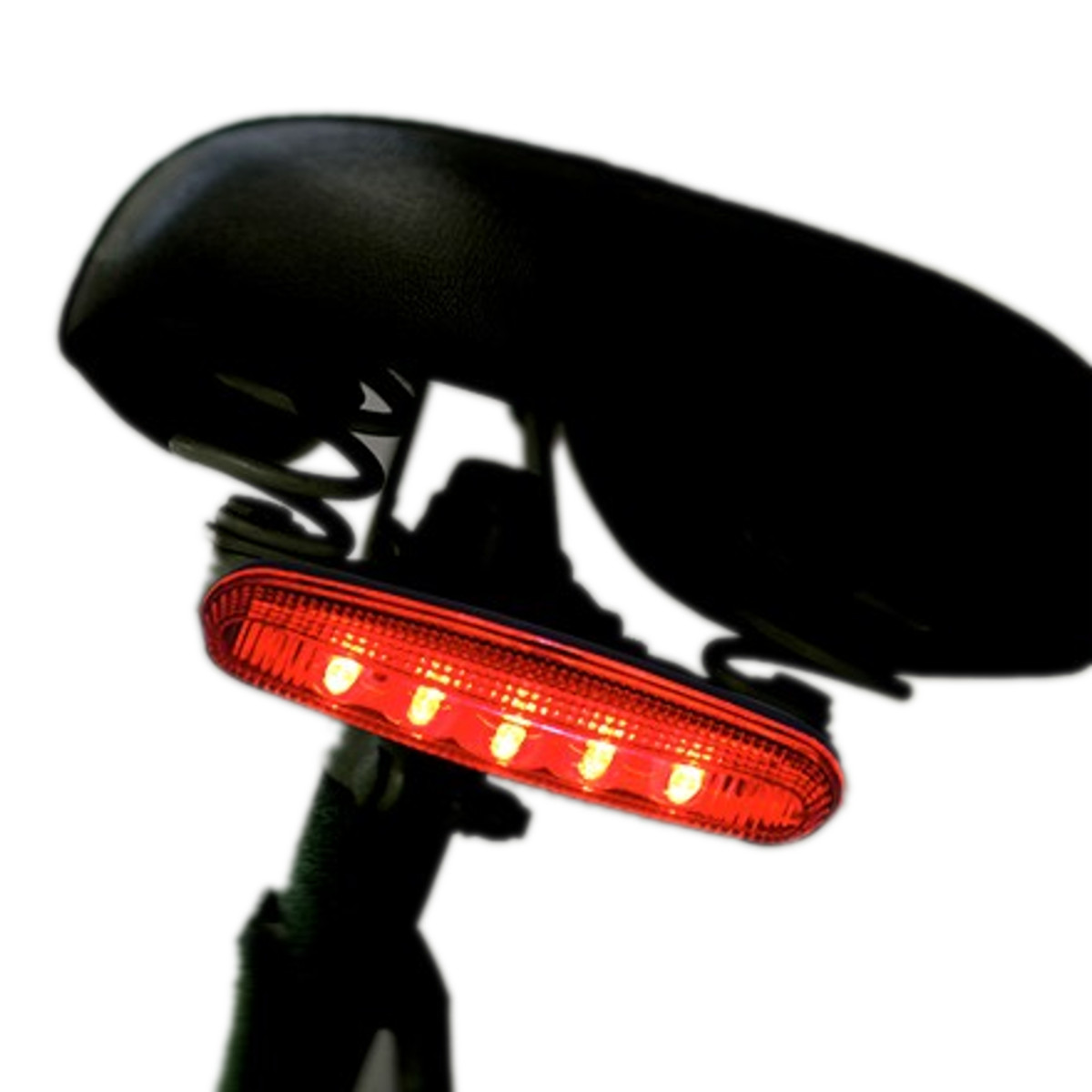Five LED Bicycle Tail Light All Products