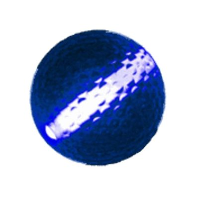 Glow Stick Golf Ball Blue All Products