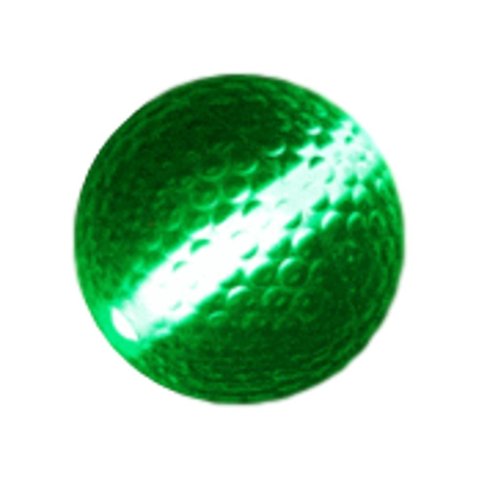 Glow Stick Golf Ball Green All Products