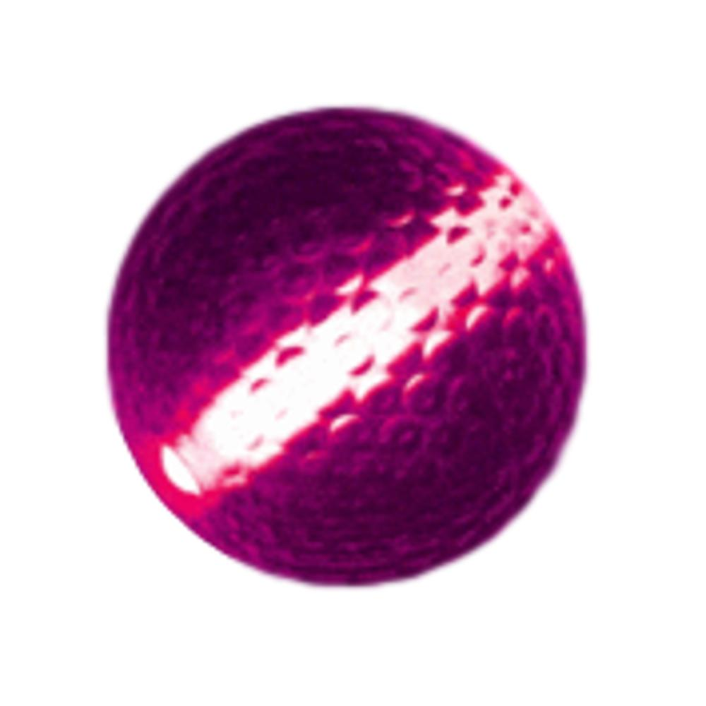 Glow Stick Golf Ball Pink All Products