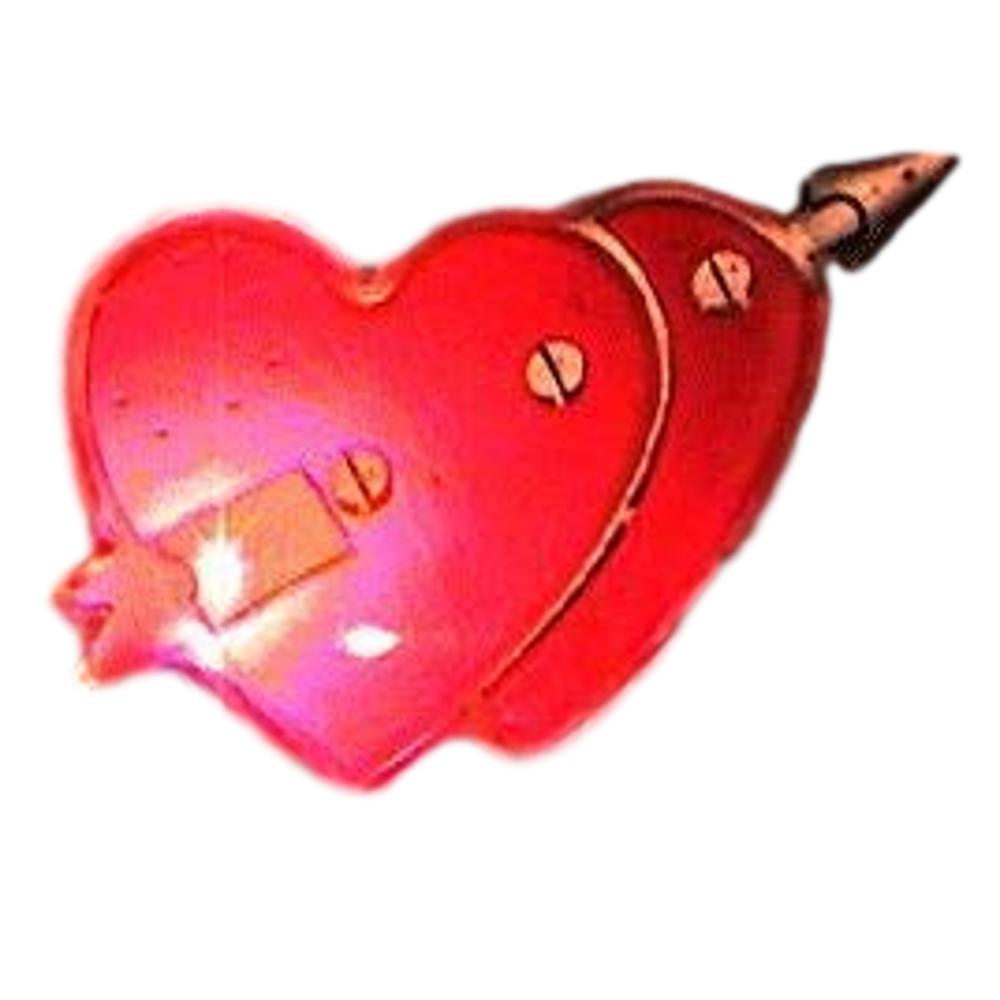 Valentine Flashing Body Light Lapel Pins All Products