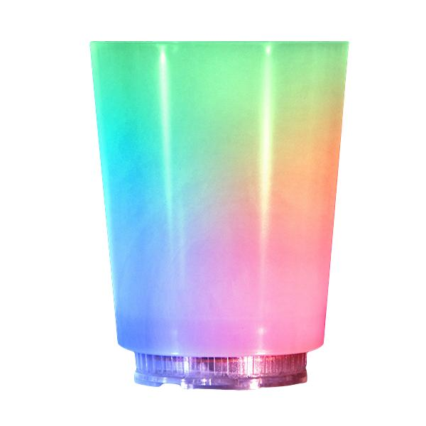 Multicolor LED Glow Cups Small All Products