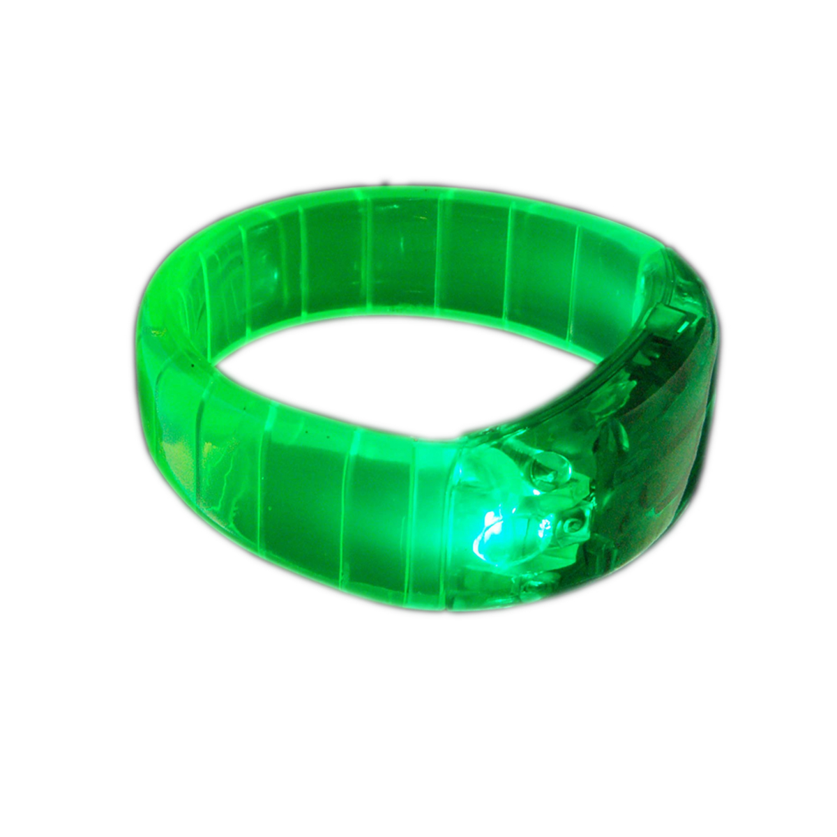 Fashion LED Bracelet Green All Products