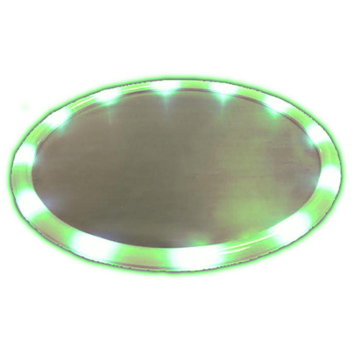 LED Serving Tray Green All Products