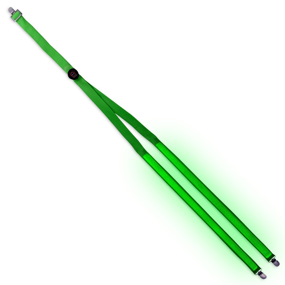 Green LED Suspenders All Products