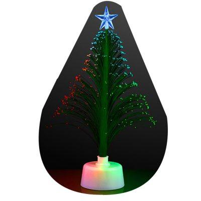 LED Christmas Tree Centerpiece Green lLight Up Christmas Decoration Light Up Christmas Decorations