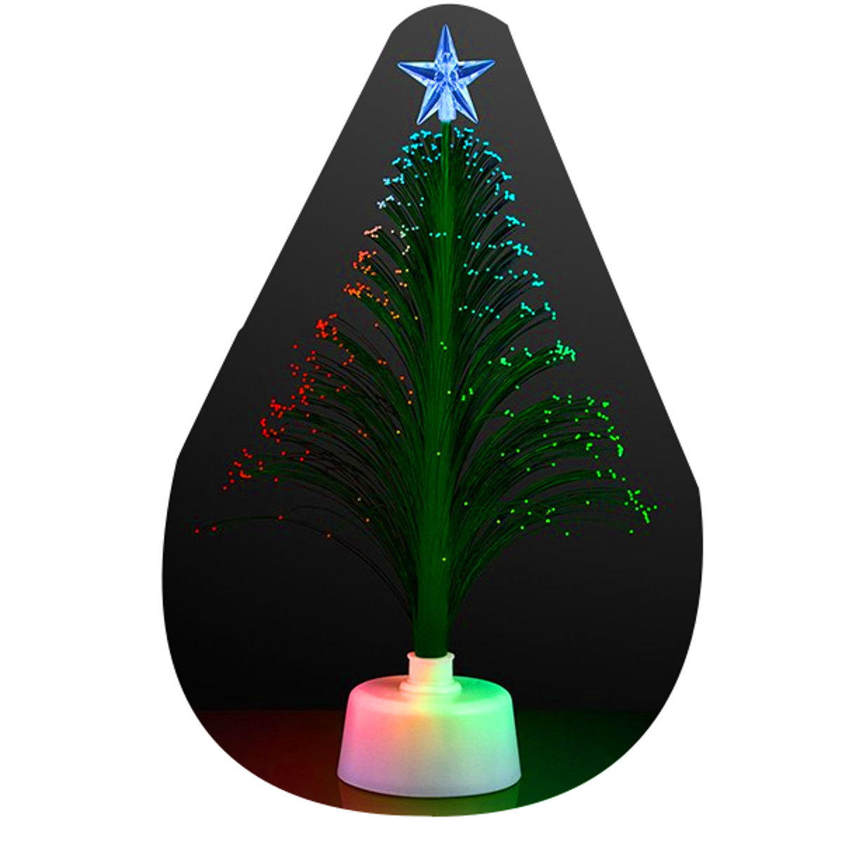 LED Christmas Tree Centerpiece Green lLight Up Christmas Decoration All Products