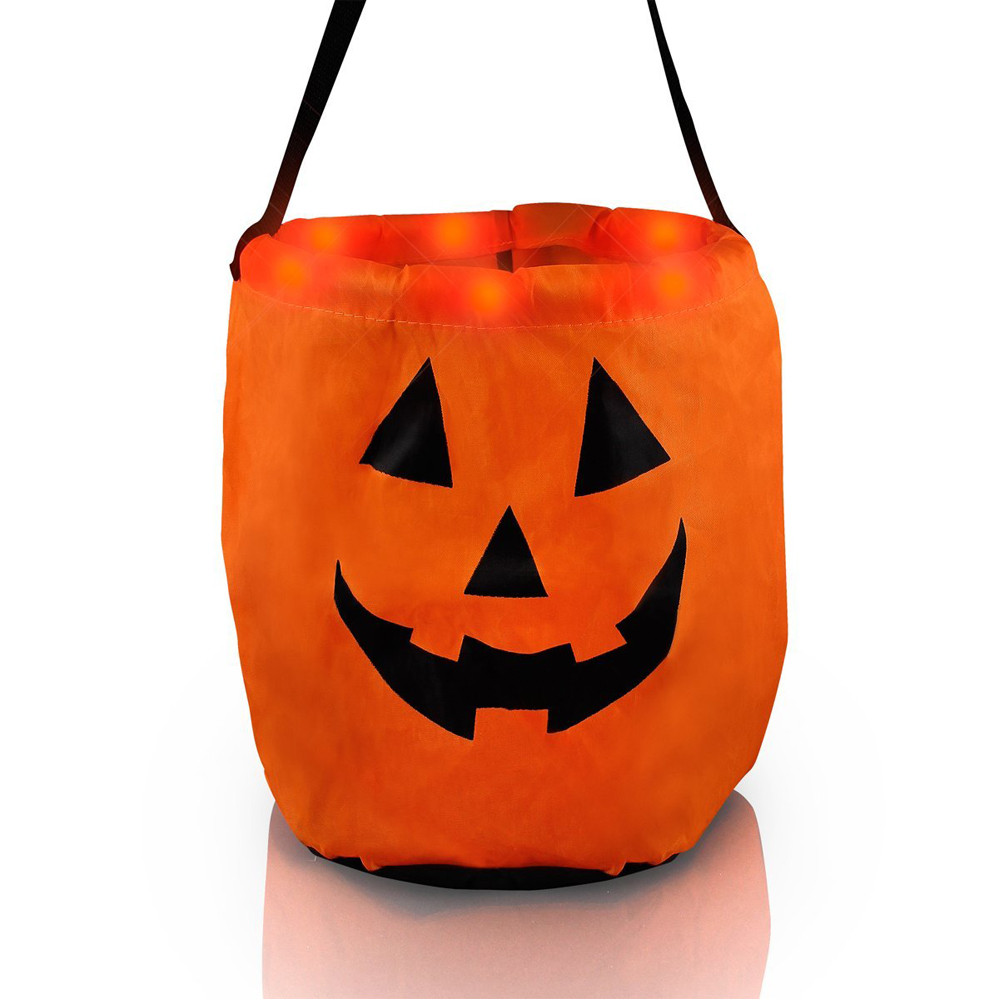 LED Halloween Trick or Treat Bag All Products