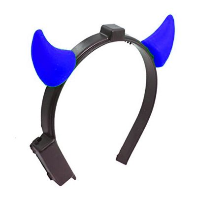 Light Up Devil Horns Blue All Products