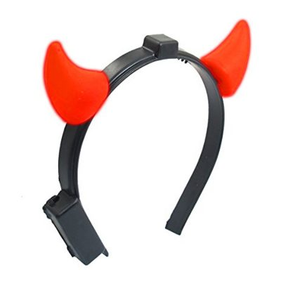 Red Light Up LED Devil Horns All Products