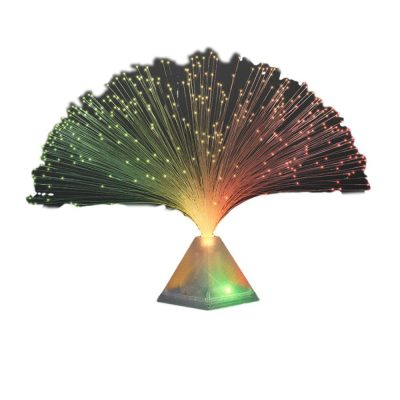 Fiber Optic Pyramid Centerpiece All Products