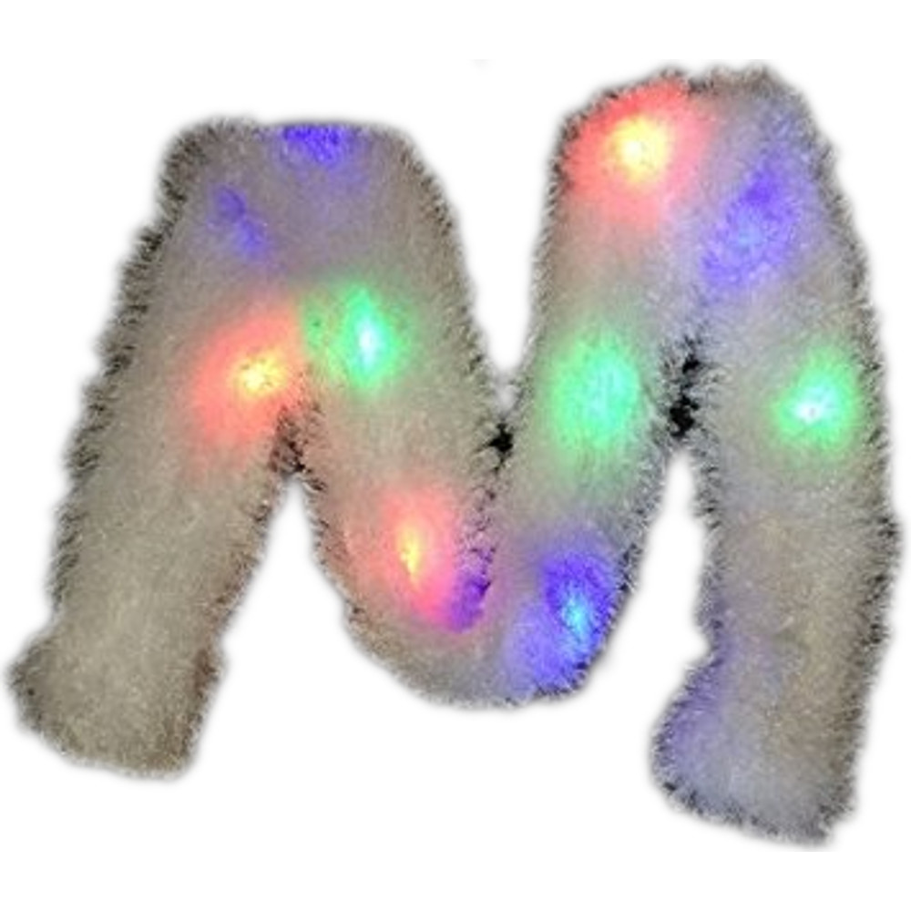 Multicolor LED Scarf All Products