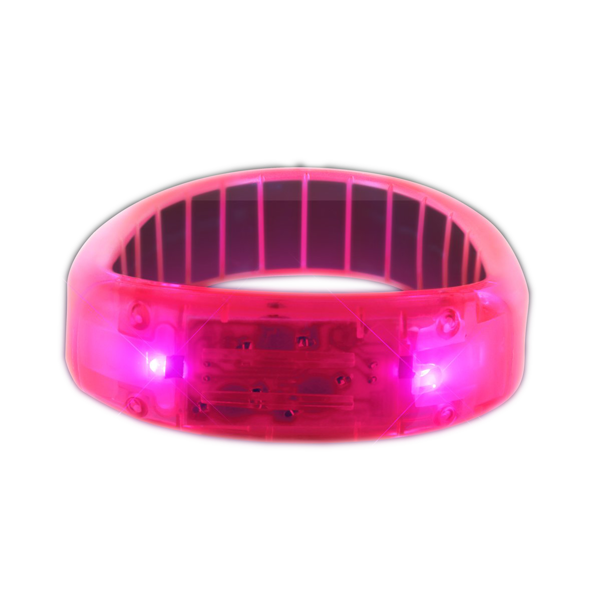 Fashion LED Bracelet Pink All Products