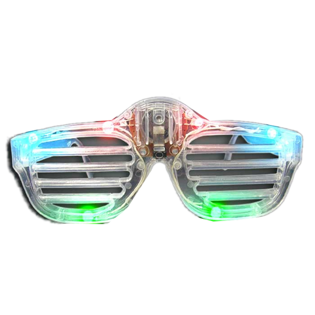 Rock Star Shutter Shades Sunglasses Multicolor All Products