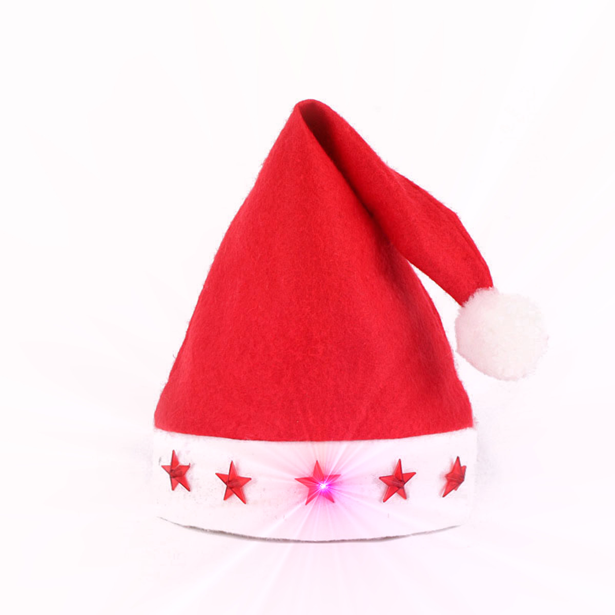 Santa Hat with Stars All Products