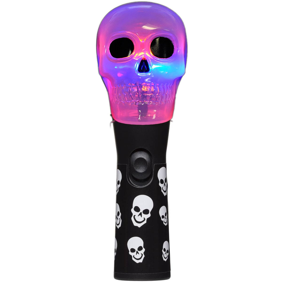 Scary Skull Wand with Spinning Lights All Products
