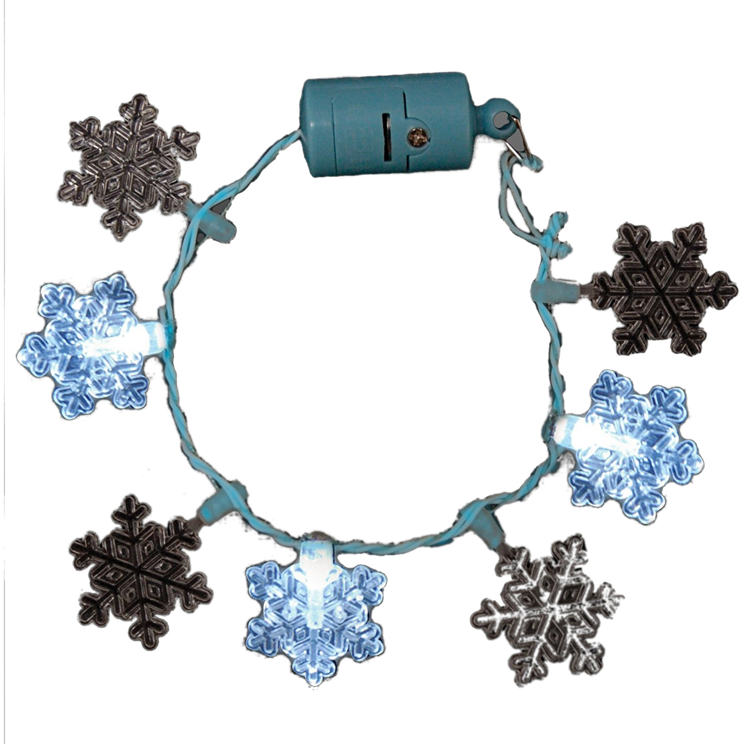 Snowflake String Lights Bracelet All Products