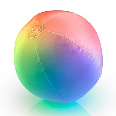 Light Up Beach Ball Pool Toys