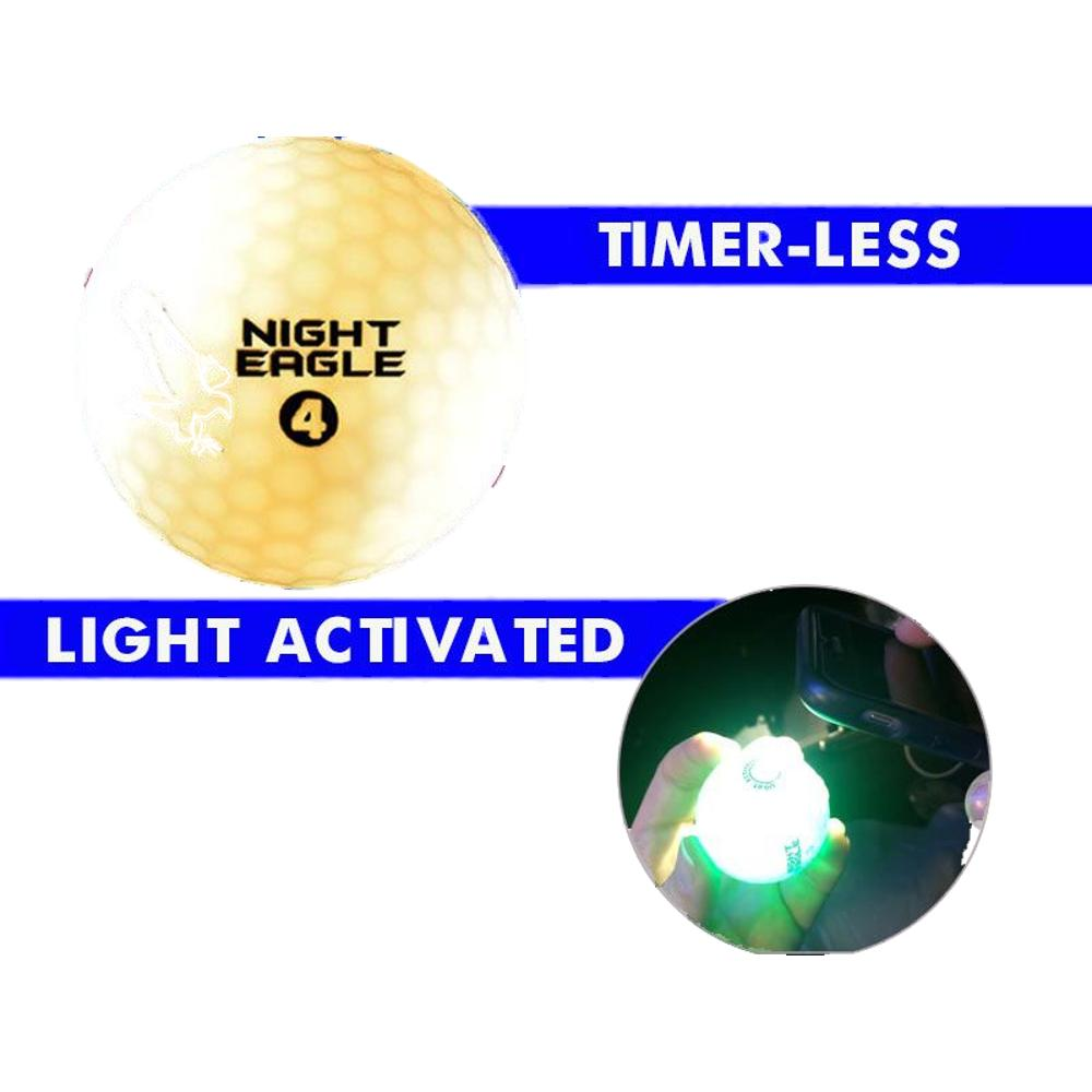 LED Golf Ball White 1 Unit All Products