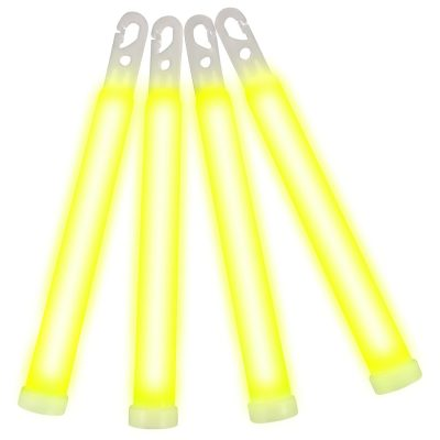 6 Inch Glow Sticks Yellow 6 Inch Glow Sticks