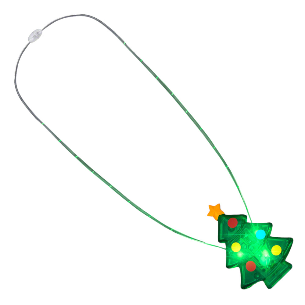 LED Christmas Tree Necklace All Products