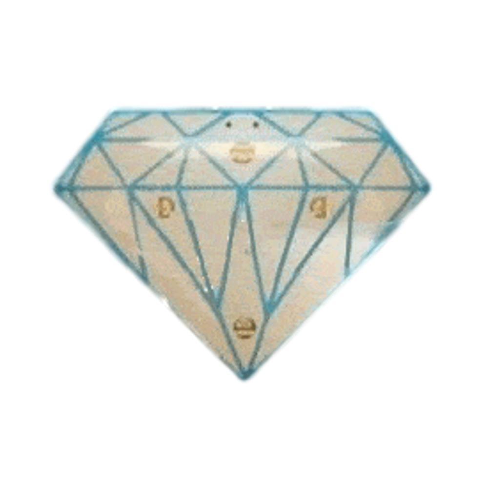 Diamond Flashing Body Light Lapel Pins All Products