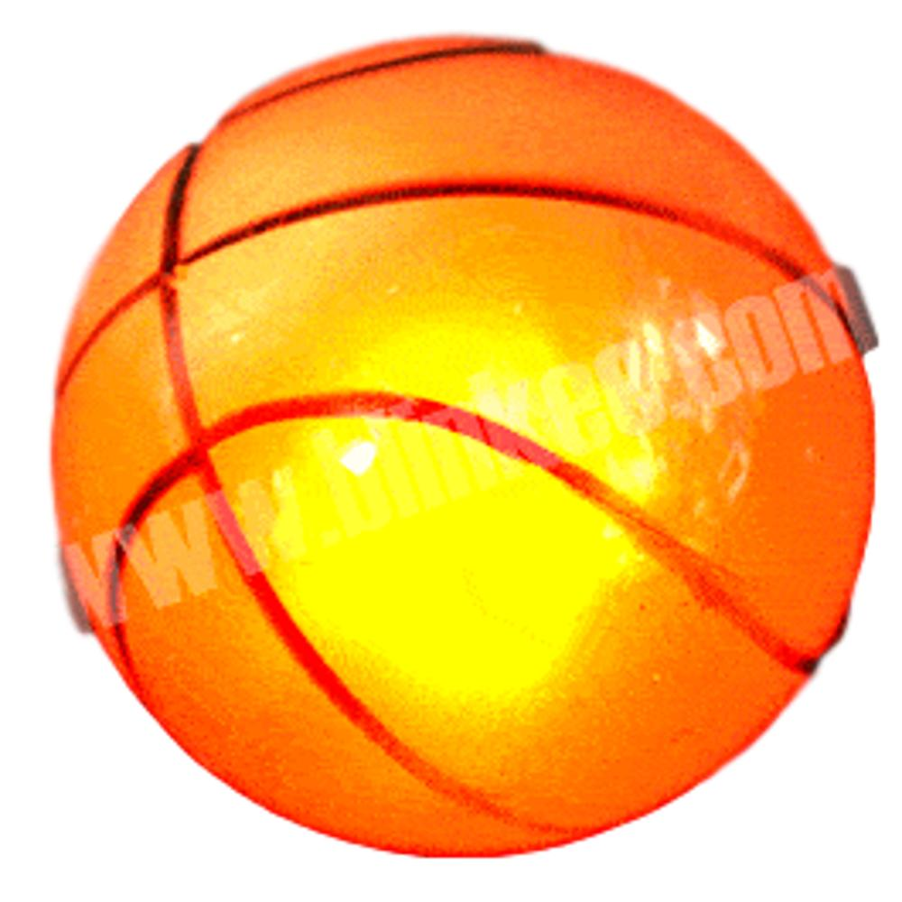 Light Up Mini Basketball Bounce Balls All Body Lights and Blinkees